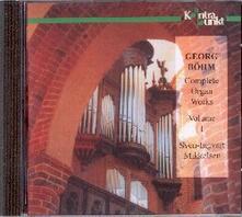 Musica per Organo vol.1 - CD Audio di Georg Böhm