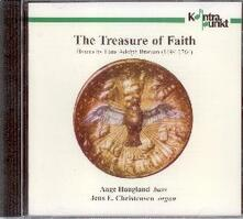 The Treasure of Faith - CD Audio di Jens E. Christensen