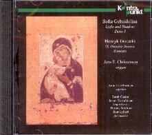 Musica per organo - CD Audio di Henryk Mikolaj Gorecki,Jens E. Christensen