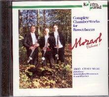 5 Divertimenti K229 - CD Audio di Wolfgang Amadeus Mozart