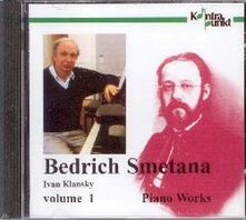 Piano Works vol.1 - CD Audio di Bedrich Smetana