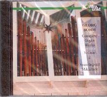 Musica per Organo vol.2 - CD Audio di Georg Böhm