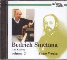Piano Works vol.2 - CD Audio di Bedrich Smetana