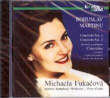 Concerto No. 1&2 for Cello - CD Audio di Bohuslav Martinu
