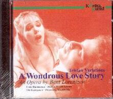 Tristan Variations - CD Audio di Bent Lorentzen