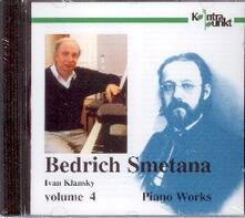 Complete Piano Works V. 4 - CD Audio di Bedrich Smetana