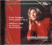 Wanderfantasie - CD Audio di Franz Schubert