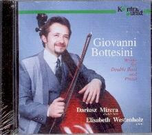 Works for Double Bass & P - CD Audio di Giovanni Bottesini