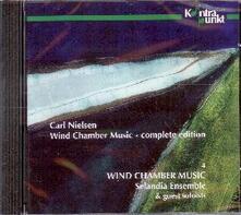 Musica da camera per fiati vol.4 - CD Audio di Carl August Nielsen,Selandia Ensemble