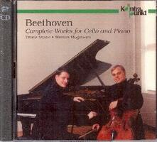 Complete Works for Cello - CD Audio di Ludwig van Beethoven