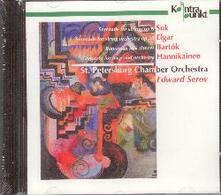 Serenade for String Orchestra - CD Audio di St. Petersburg Chamber Orchestra