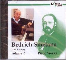 Complete Piano Works V. 6 - CD Audio di Bedrich Smetana