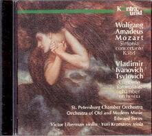 Sinfonia concertante - CD Audio di Wolfgang Amadeus Mozart