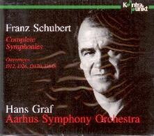 Complete Symphonies, Over - CD Audio di Franz Schubert