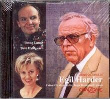 Songs and Music of Egil Harder - CD Audio di Egil Harder