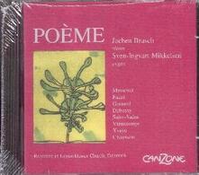 Poème - CD Audio di Jochen Brusch,Sven-Ingvart Mikkelsen