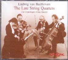 Late String Quartets - CD Audio di Ludwig van Beethoven
