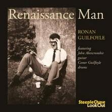 Renaissance Man - CD Audio di Ronan Guilfoyle