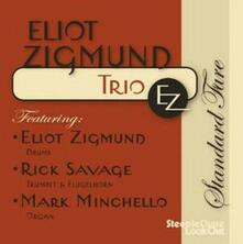 Standard Fare - CD Audio di Eliot Zigmund