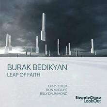 Leap of Faith - CD Audio di Burak Bedikyan
