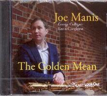 The Golden Mean - CD Audio di Joe Manis
