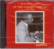 At the Golden Circle vol.2 - CD Audio di Bud Powell