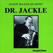 Dr. Jackle - CD Audio di Jackie McLean