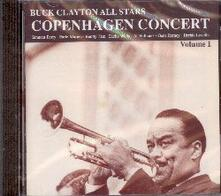 Copenhagen Concert - CD Audio di Buck Clayton