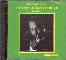 At the Golden Circle vol.4 - CD Audio di Bud Powell