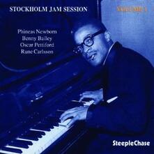 Stockholm Jam Session 1 - CD Audio di Phineas Newborn