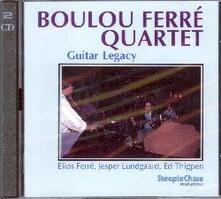 Guitar Legacy - CD Audio di Boulou Ferré