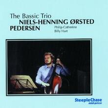 The Bassic Trio - CD Audio di Niels-Henning Orsted Pedersen