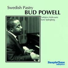 Swedish Pastry - CD Audio di Bud Powell