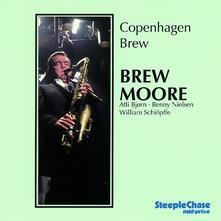 Copenhagen Brew - CD Audio di Brew Moore