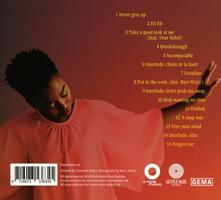 Breaking Cycles - CD Audio di Ntjam Rosie