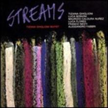 Streams - CD Audio di Tiziana Ghiglioni