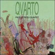 Qvarto - CD Audio di Paolo Fresu