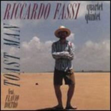 Toast Man - CD Audio di Riccardo Fassi