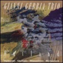 Outland - CD Audio di Gianni Gebbia