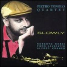 Slowly - CD Audio di Pietro Tonolo