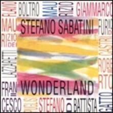 Wonderland - CD Audio di Stefano Sabatini