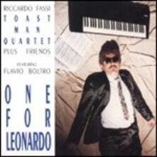One for Leonardo - CD Audio di Flavio Boltro,Riccardo Fassi