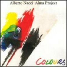 Colours - CD Audio di Alberto Nacci