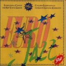 Euro Jazz 1994 - CD Audio