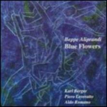 Blue Flowers - CD Audio di Beppe Aliprandi