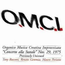 Concerto alla Statale - CD Audio di Organico Musica Creativa
