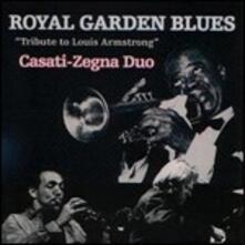 Royal Garden Blues - CD Audio di Casati-Zegna Duo