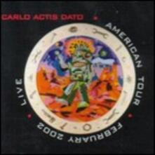 American Tour - CD Audio di Carlo Actis Dato
