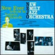 New Ever Tribute to Romolo Grande - CD Audio di New Emily Jazz Orchestra