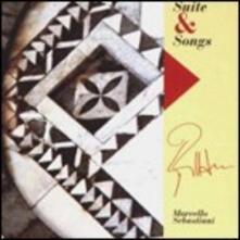Suite & Songs - CD Audio di Marcello Sebastiani